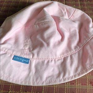 Pink Life Is Good Bucket Hat